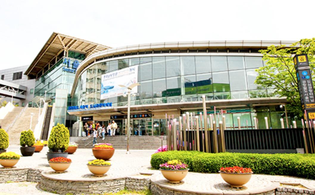 仁川國際機場鐵道網