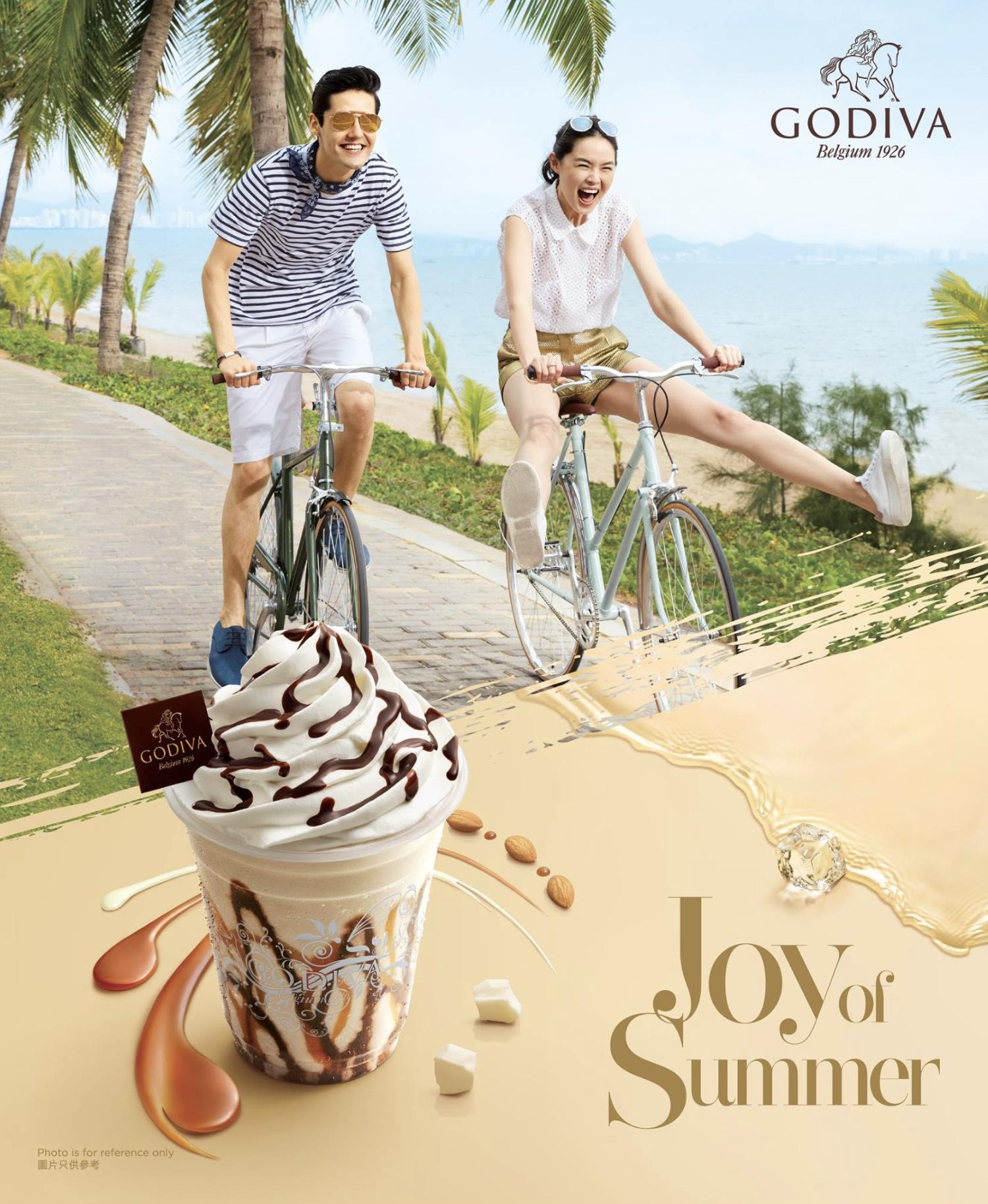 Godiva Chocolatier (Asia)