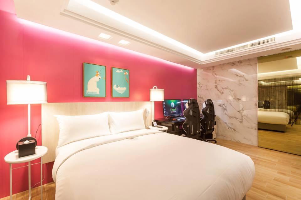 i hotel 電競旅館