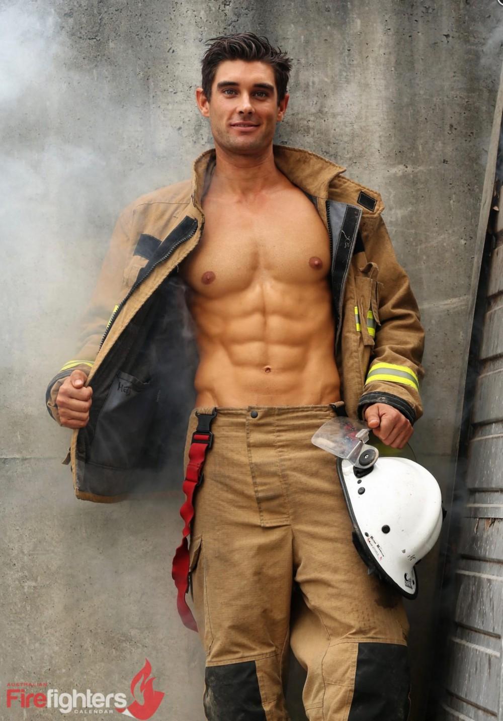 澳洲消防員月曆官網