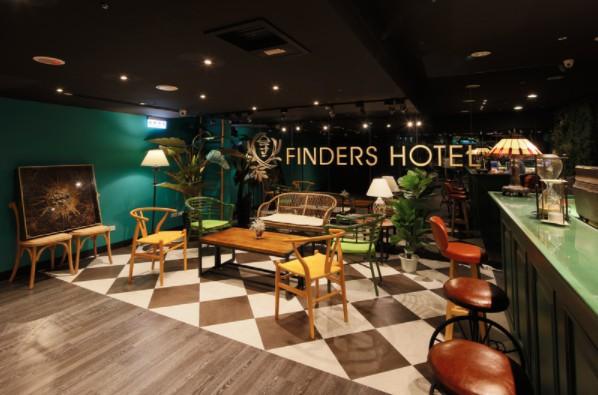 Finders Hotel官網