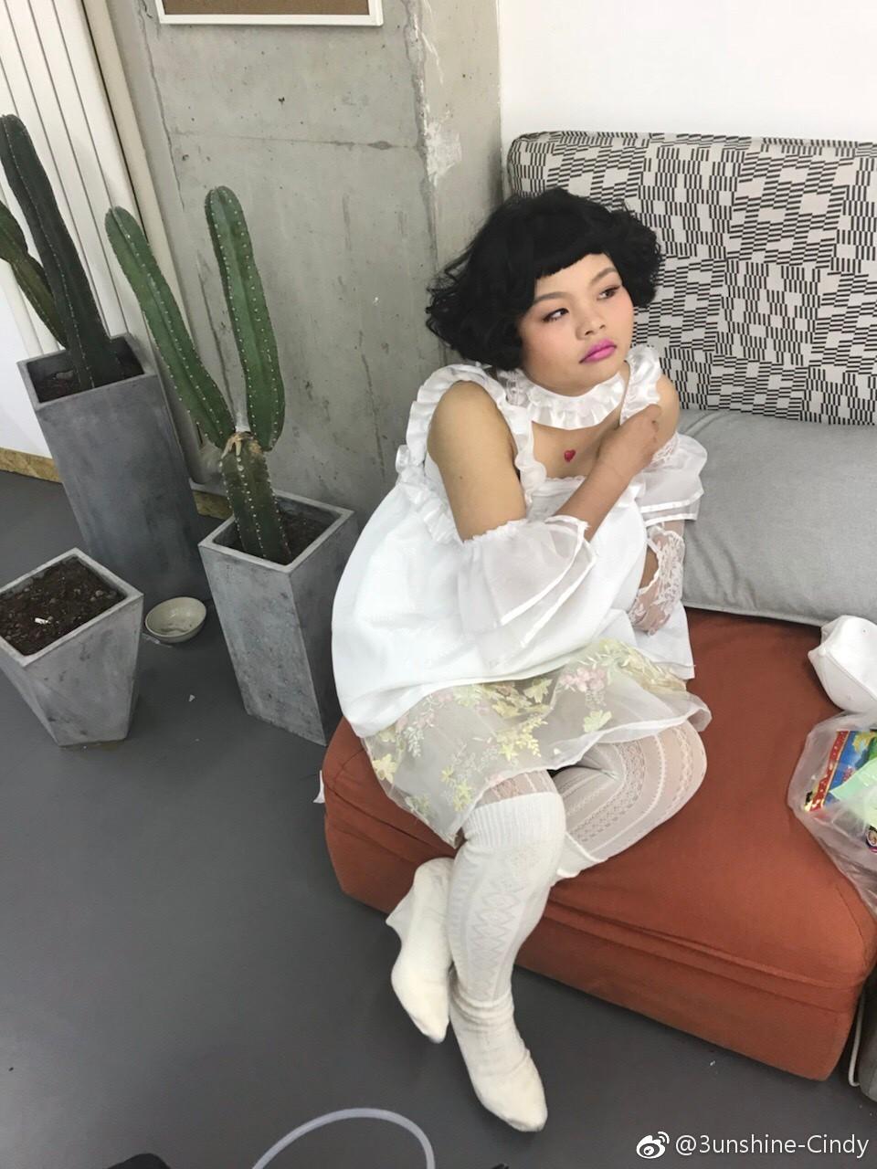 3unshine-cindy weibo