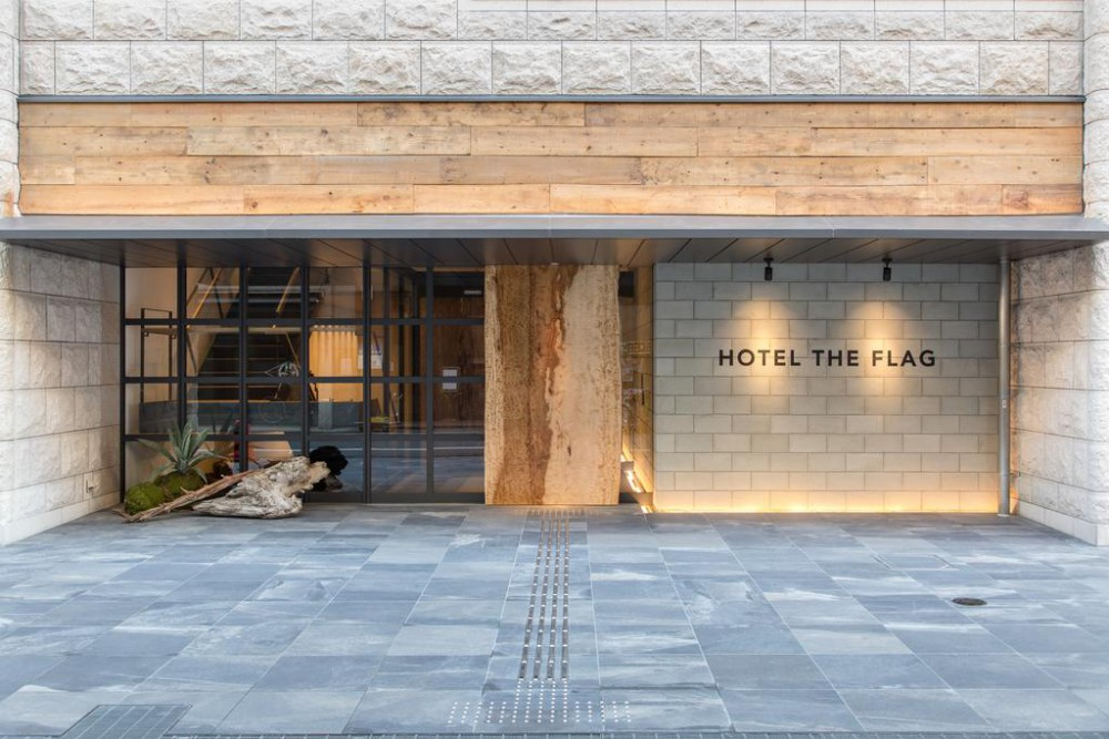 Hotel The Flag Shinsaibashi官網