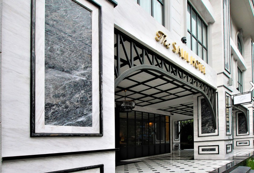The Salil Hotel Sukhumvit 57官網