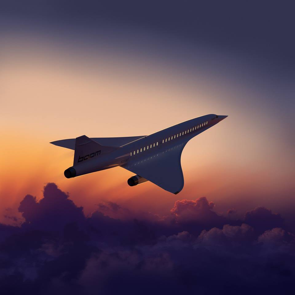 Boom Supersonic/Facebook