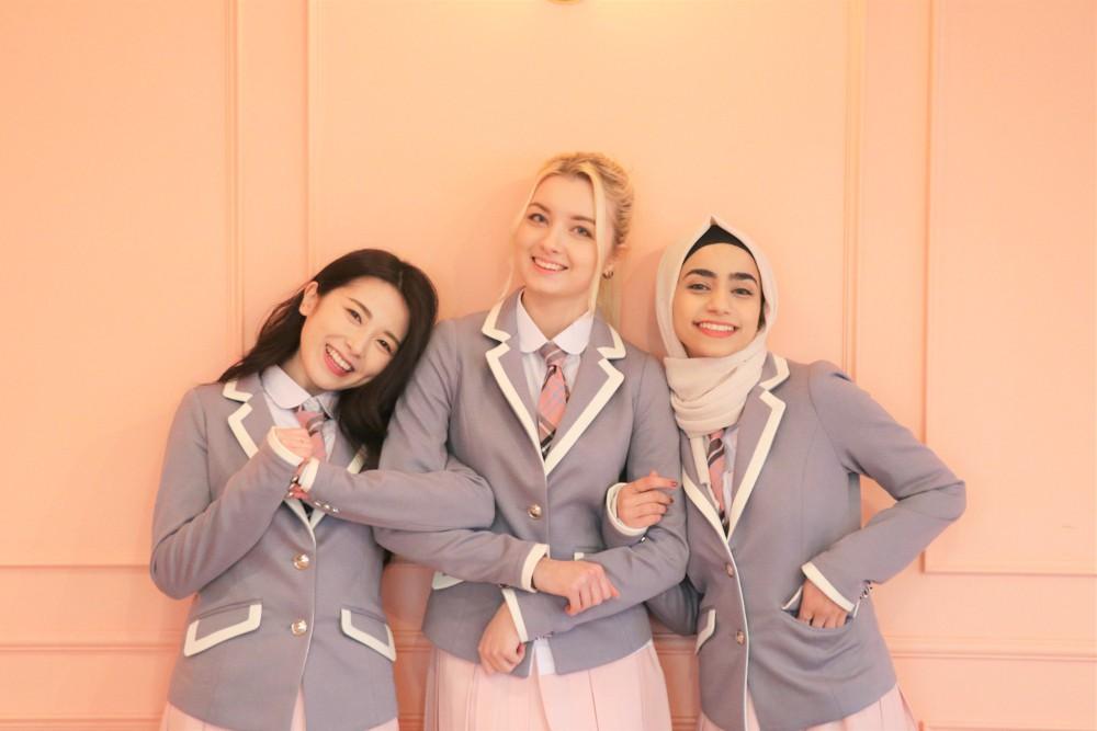 NUGUNA School Uniform