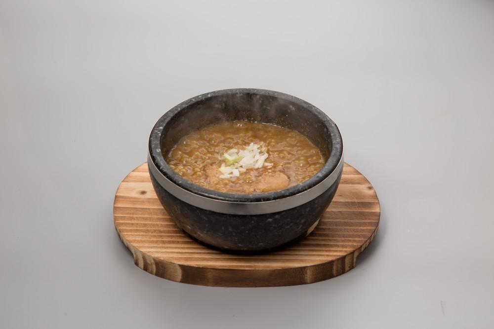 Curry Soup Base咖喱豚骨魚介湯