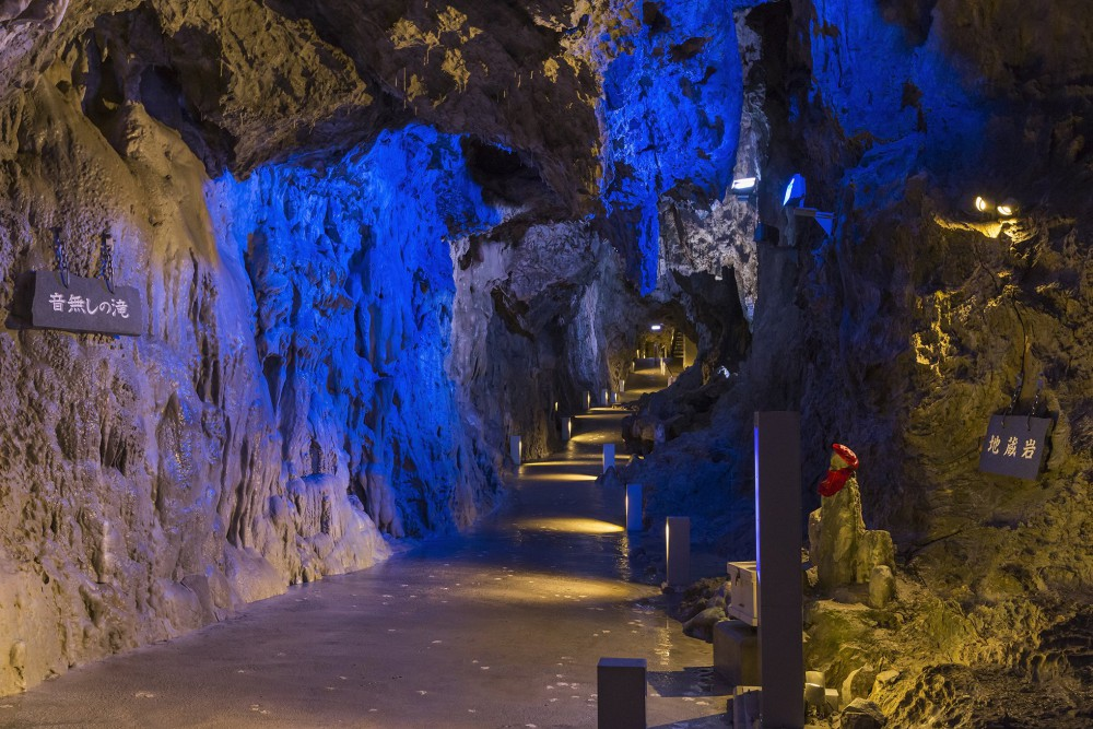 FB@Ryusendo Cave 龍泉洞