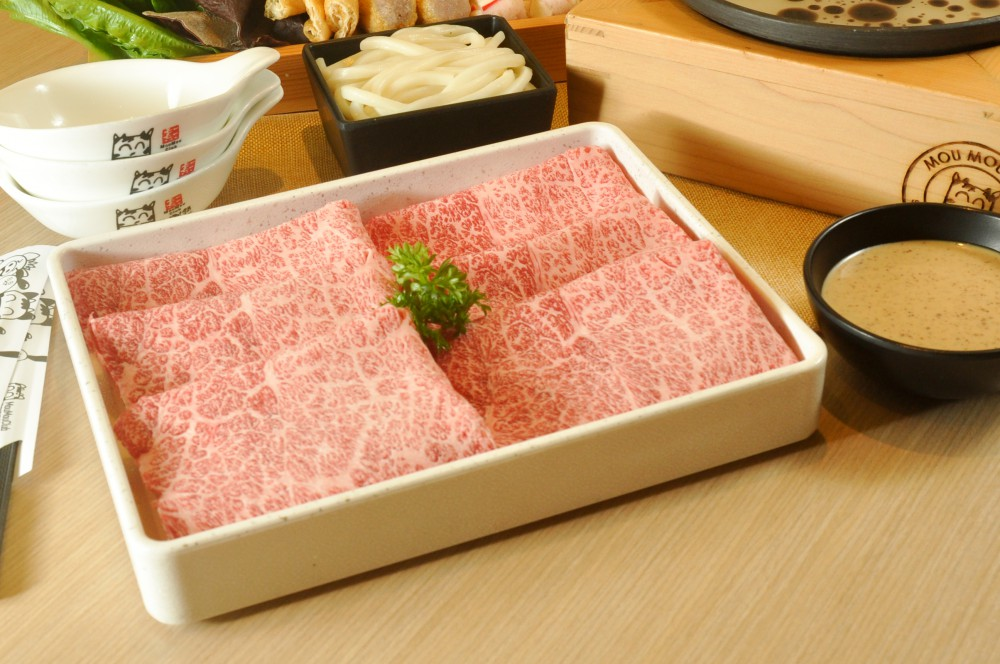 Mou Mou Geki 激安牛涮鍋