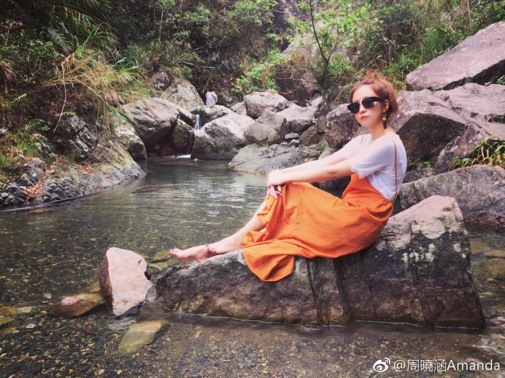 周曉涵Amanda Weibo