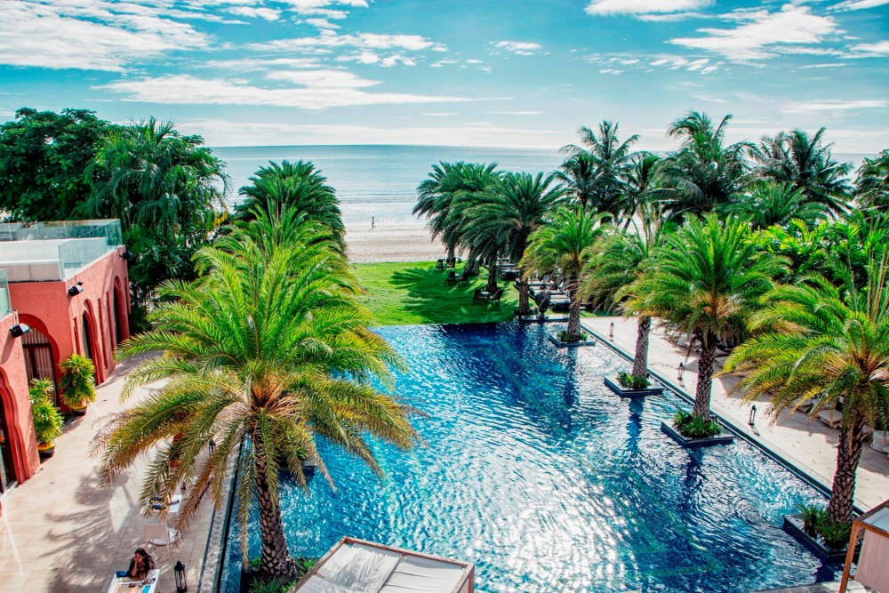 Marrakesh Hua Hin Resort & Spa