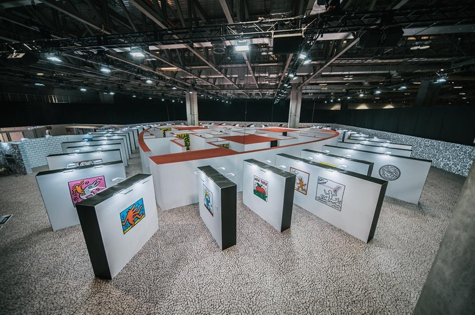 Keith Haring Maze Macao官網