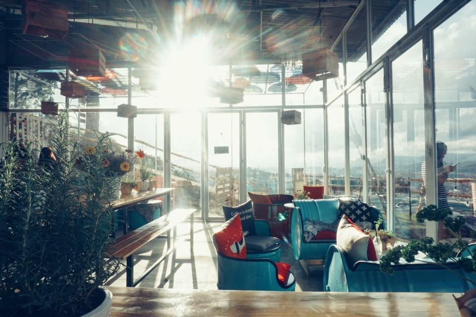 Café Nông Trại Vui Vẻ Sunny Farm - Dalat@FB