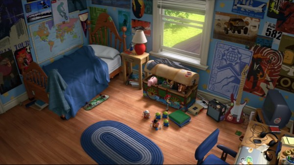 Toy Story 3 screen shots